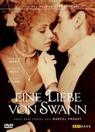 Un amore di Swann - copertina
