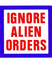 Ignore Aliens orders
