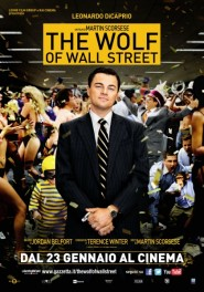 Locandina di The Wolf of Wall Street