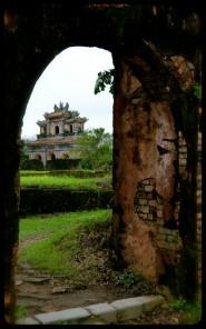 rovine della città imperiale