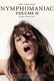 Nymphomaniac volume 2 - locandina