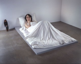 RON MUECK, *In Bed*, 2005
