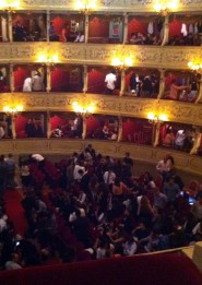 Platea del Don Giovanni