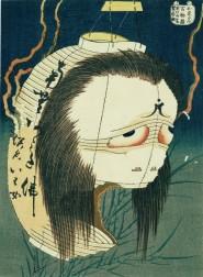 Un'opera di Hokusai