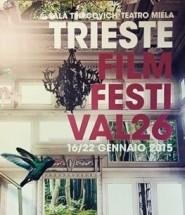 Trieste Film Festival 2015 - locandina