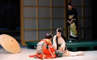 Madama Butterfly - una scena