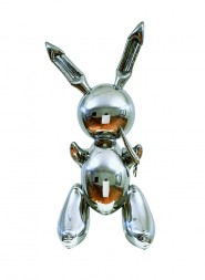 Rabbit, 1986, Museum of Contemporary Art Chicago, © Jeff Koons