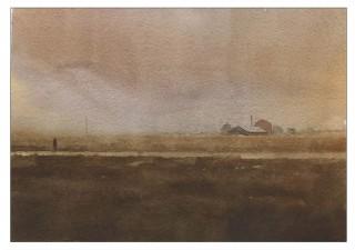 """Tavola originale da """"Walker"""", nuovo progetto di Gipi"""