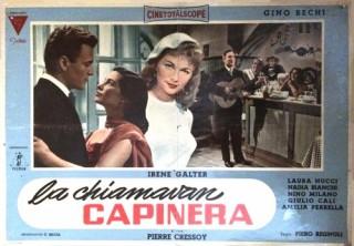 La chiamavan Capinera