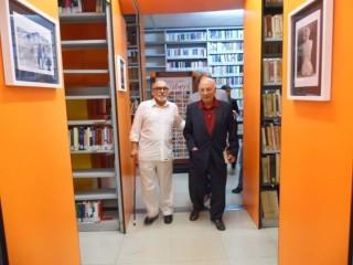 Paolo Pelliccia e Raffaele La Capria