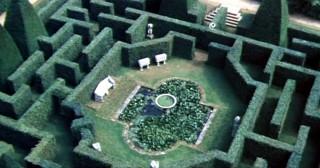 Sleuth (1972) - labirinto