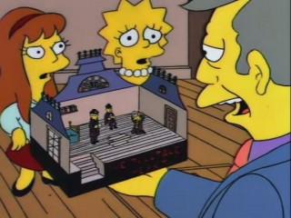 Simpson - La rivale di Lisa