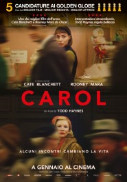 Carol - locandina