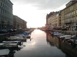 Canale di Ponterosso - Trieste