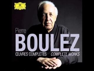 Pierre Boulez - disco