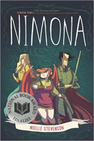 Nimona - copertina