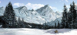Tavola 3 Sfida nel Montana