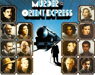 Assassinio sull'Orient Express - locandina