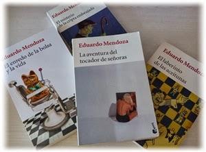 Eduardo Mendoza - libri