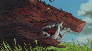 La Principessa Mononoke (Nago)