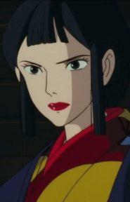 La Principessa Mononoke (Lady Eboshi)