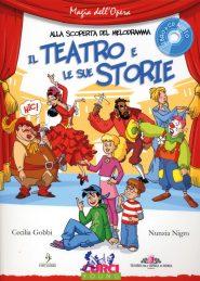 Il teatro e le sue storie (copertina)