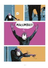 Macumba (una tavola)