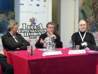 Roberto Baldazzini - presentazione Le Sultane Lucca