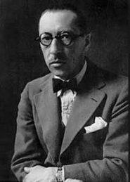 Igor Fëdorovič Stravinskij
