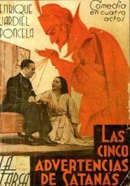 Poncela (Las cinco advertencias de Satanás)