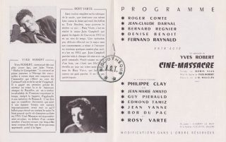 Cinemassacro (programma)