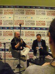 Lucca Comics (Dave McKean)