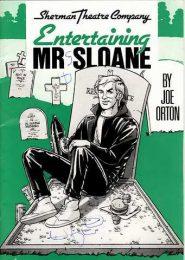 Intrattenendo il Signor Sloane (locandina)