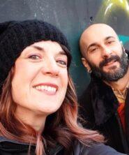 Cristina Donà e Daniele Ninarello