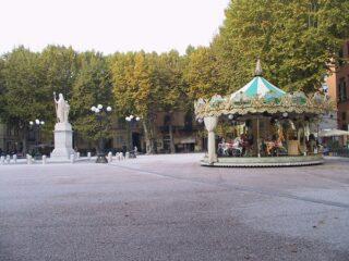 Lucca 2020 Piazza Napoleone