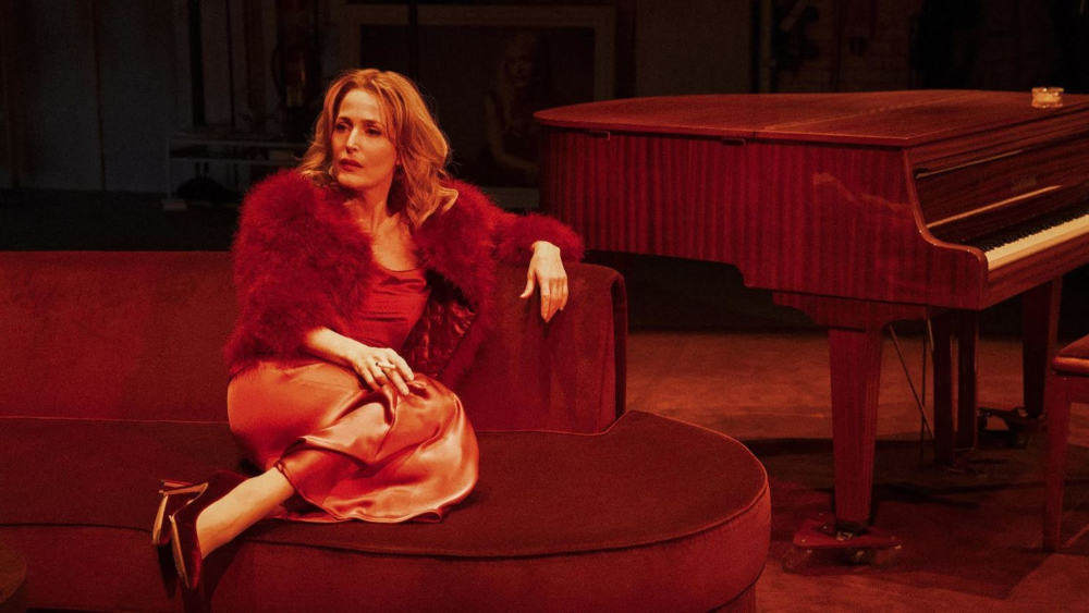 Eva contro Eva a teatro con Gillian Anderson