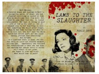 Lamb to the Slaughter (Dahl)